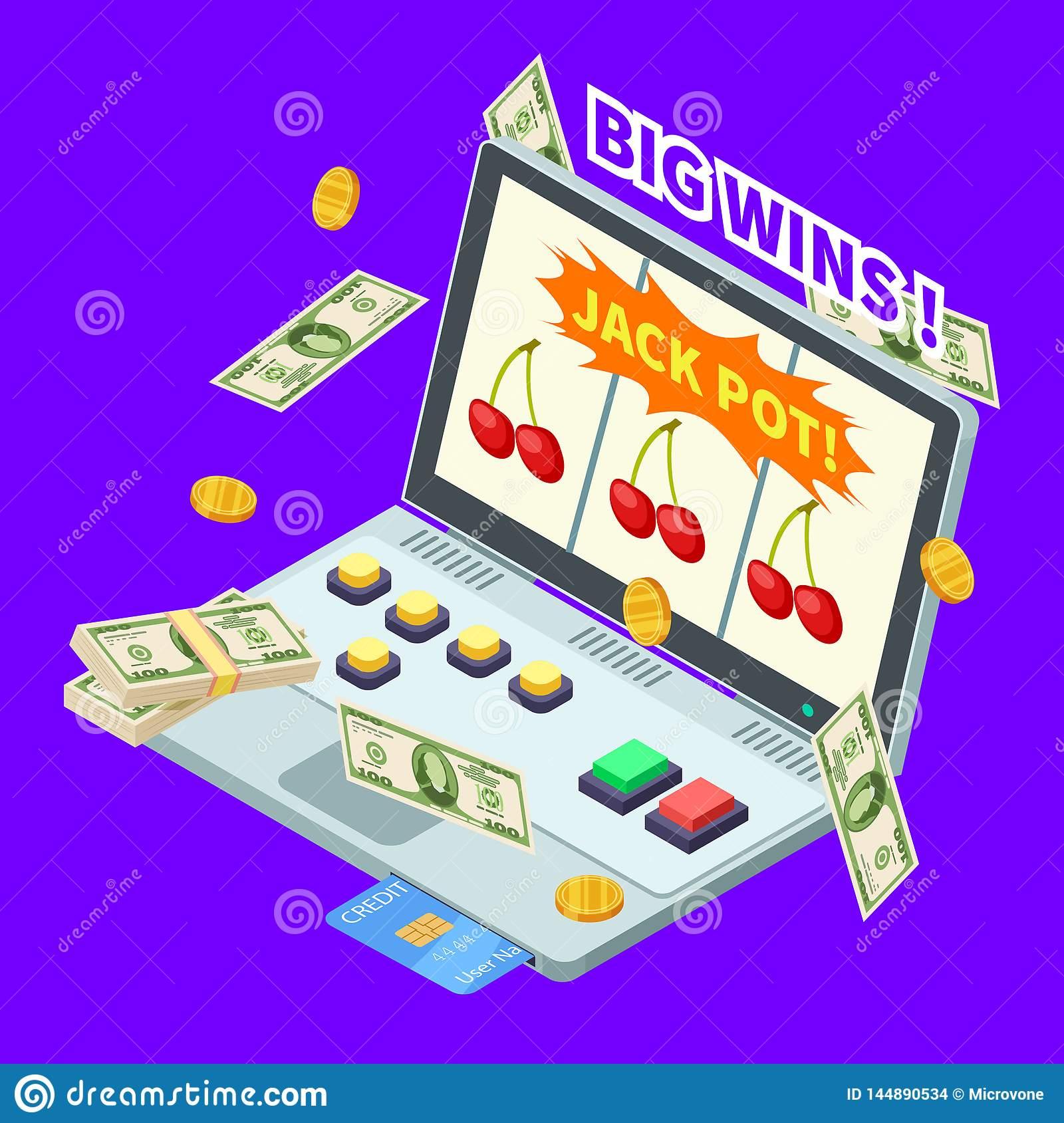 Игровые автоматы мегалот
